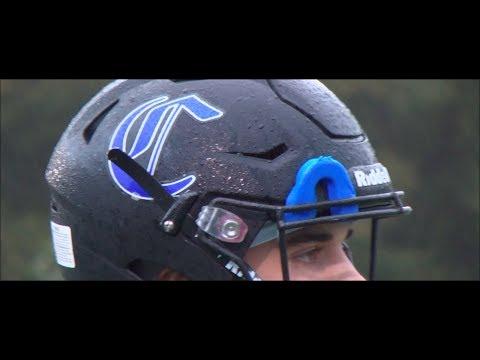 """The Tale Of Two Halves"" - Charlotte Christian vs. Providence Day Highlights// Varsity Football"