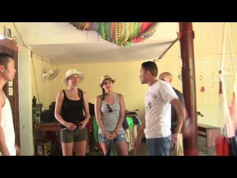 Cumpleaños Feliz desde Centro Social Tio Antonio Nicaragua