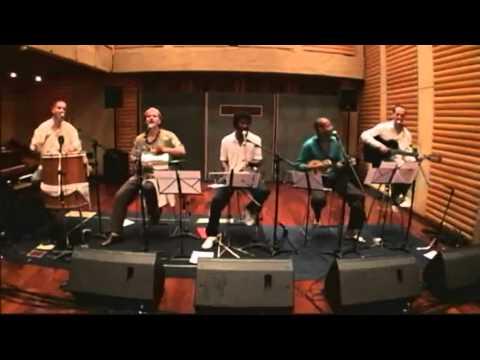Quinteto Em Branco e Preto   Ensaio - ''Xequeré''