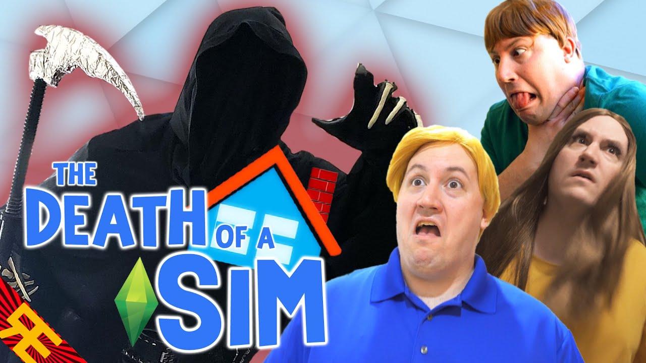 Download THE DEATH OF A SIM [by Random Encounters]