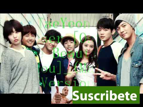 TaeYeon - Closer [Ost.To The Beautiful You]_(Male Version)__(Mp3+download).flv