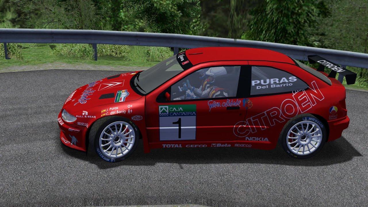 citroen xsara kit car on the limit rfactor youtube. Black Bedroom Furniture Sets. Home Design Ideas