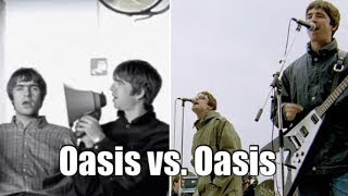 Oasis x Oasis - D'you Wonder What I Mean? (Mashup by Maybe Definitely)