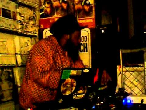 Ras G & The Afrikan Space Program Fat Beats Producers Showcase