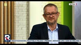 RAFAŁ ZIEMKIEWICZ - Biedroń został specjalistą od równego traktowania kobiet z penisem i bez ...