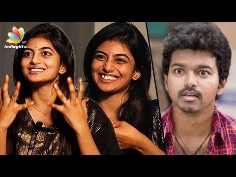 I Love VIJAY Sir : Kayal Anandhi Interview | Pandigai Tamil Movie | Actor Krishna