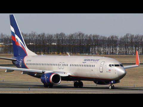 Full day planespotting at Václav Havel Airport Prague   April 2018 part 2