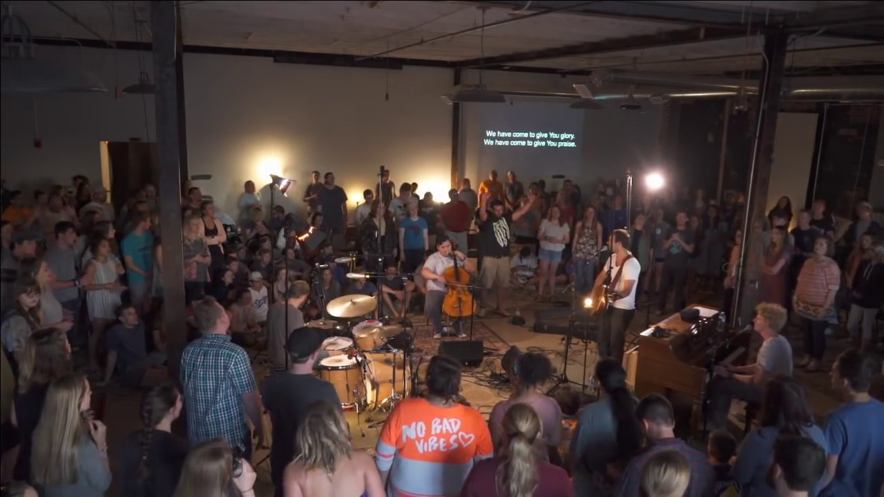 Live Worship led by Will Reagan - Apr 4th, 2017
