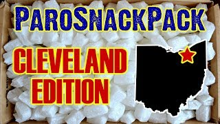ParoSnackPack (Cleveland Edition) - Taste Testing A Box Of Goodies From Ada!! - ParoDeeJay