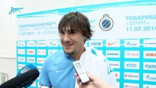 Иван Соловьев: «Думаю, сегодня можно было сыграть и лучше»