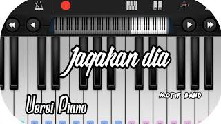 Tuhan Jagakan Dia _motif band versi piano