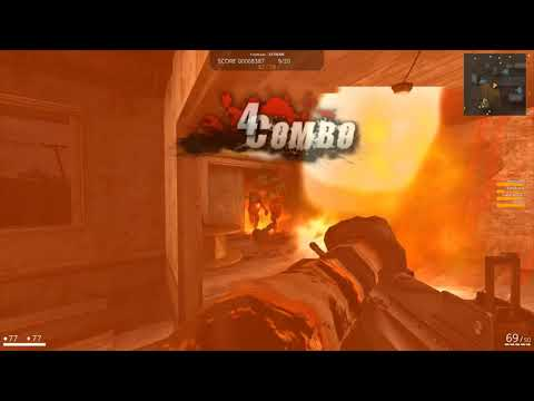 COMBAT ARMS CABIN FEVER GAMEPLAY EXTREME 10/31/19