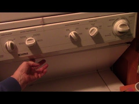 Washer Won T Spin Or Drain Diy Easy Fix Doovi