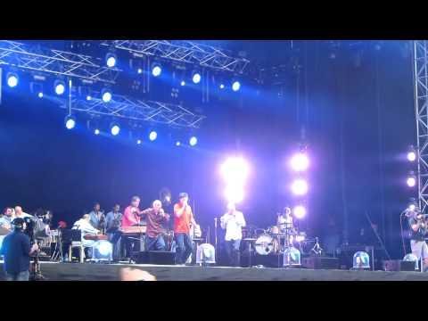 Die Fantastischen Vier - Einfach sein (Unplugged) (Live am Zürich Openair; 26.08.12)