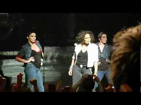 Janet Jackson: Up Close And Personal - Live in Adelaide 2011