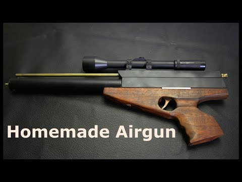Thumbnail: Homemade Air gun Pistol | How to make