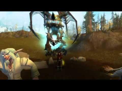 World of Warcraft - Alexandre Astier publicité Française