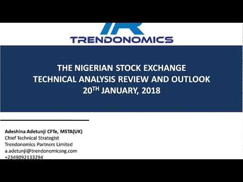 The Nigerian Stock Exchange Trend Review, Analysis and Outlook on 20th Jan. 2018