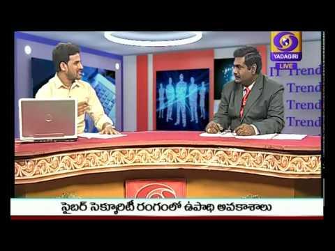 IT Trends: Cyber Security , Awareness & Job Opportunities: C-DAC Hyderabad