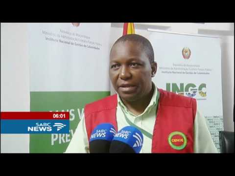 Seven people killed by tropical cyclone Dineo