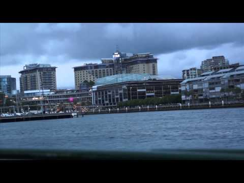 A Ferry Ride From Darling Harbour to Circular Quay