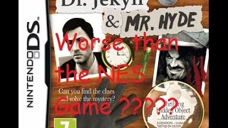 DS/GBA Hacks Along With Jekyll and Hyde 2011 for the DS/PC