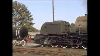 South African Steam: Garratt Power Natal May 2001
