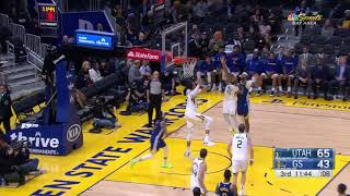 Golden State Warriors vs Utah Jazz | January 22, 2020