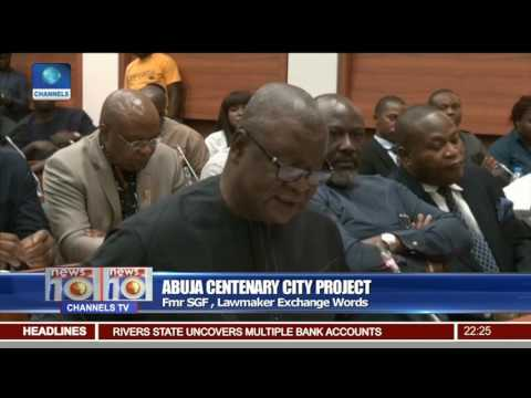 Fmr. SGF Appears Before House Committee Over Abuja CVentenary Project