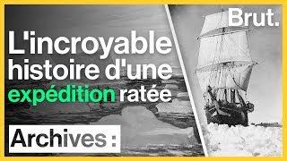L'histoire incroyable d'une expédition ratée qui aurait pu coûter la vie à 28 hommes