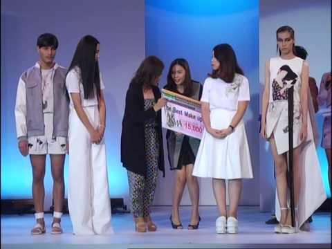 """Part 3 : Saha Group Bangkok Young Designer Awards 2014 """"Street of Art"""""""