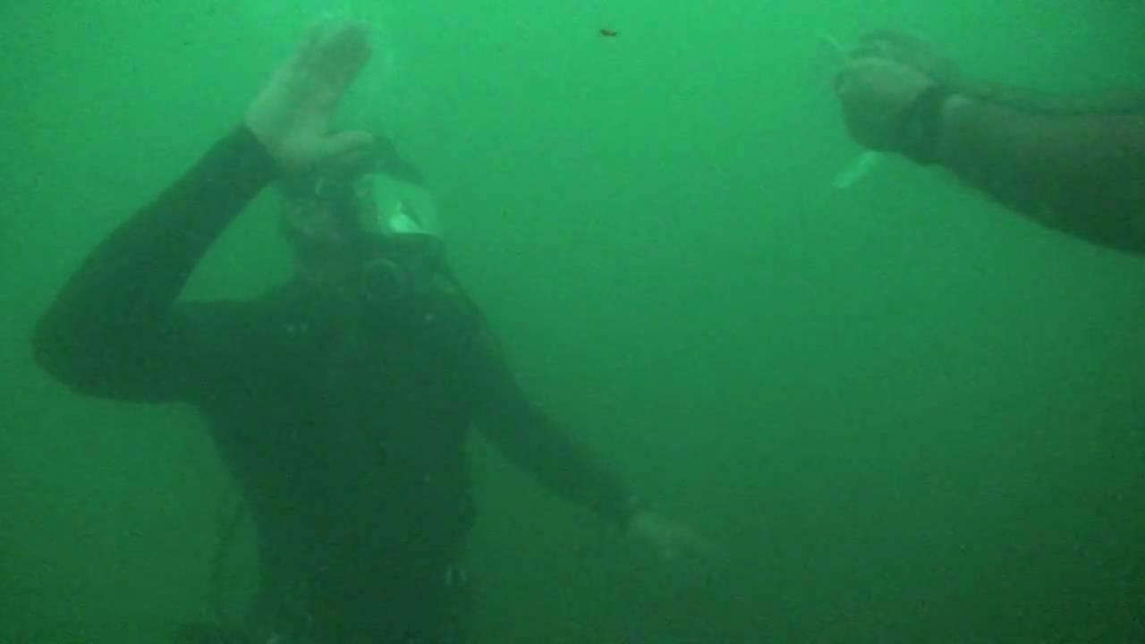 Pearl Harbor Underwater : Pearl harbor navy divers at the arizona memorial youtube