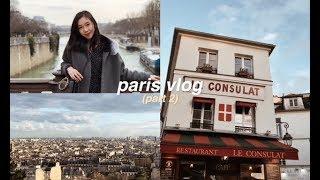 PARIS, FRANCE VLOG || Part 2