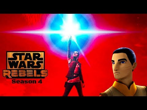 Rebels Season 4 and The Last Jedi Connections