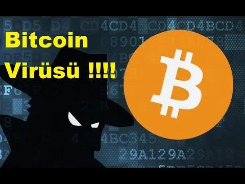 Bitcoin Virüslerine Dikkat !!!