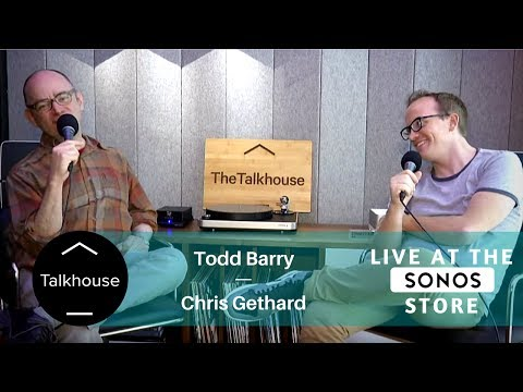 Live at the Sonos Store: Todd Barry with Chris Gethard