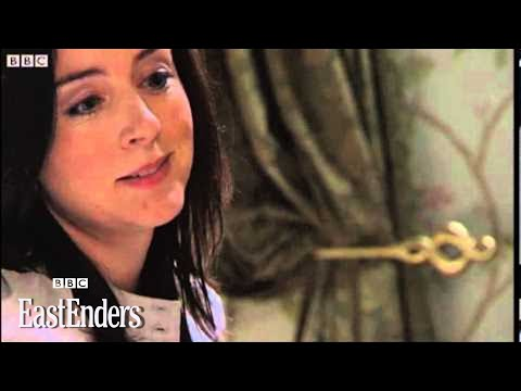 Dr. May Wright holds Dawn Swann hostage - EastEnders - BBC