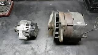 Ремонт генератора от автобуса(Ремонт стартеров, генераторов, автокондиционеров, электрика., 2017-02-15T07:20:37.000Z)