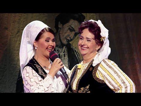 Niculina Stoican in duet cu Angelica Stoican: Ma-ntreaba muica pe lunca