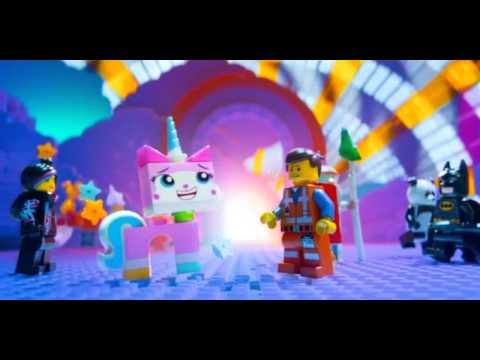 "The Lego Movie OST ""Cloud Cuckoo Land"" Theme, Jag In a Jungle - Brite Futures"
