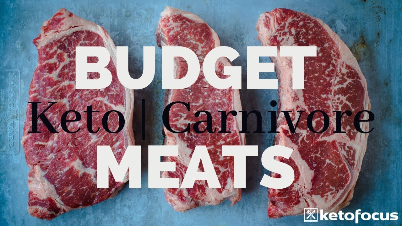 how to do carnivore diet cheap