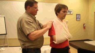 Bandaging   Sling and Swathe