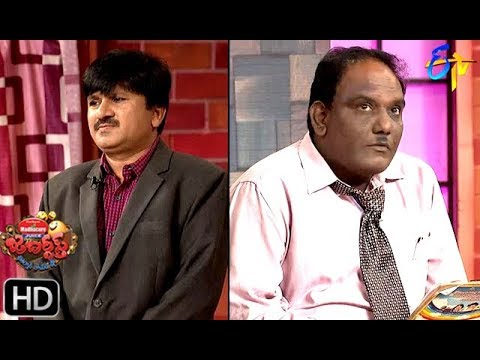 Rocket Raghava Performance   Jabardasth   11th April 2019      ETV  Telugu