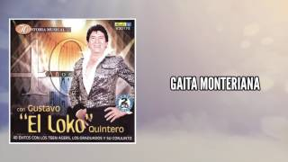 "Video Gaita monteriana - Gustavo ""El Loko"" Quintero / Discos Fuentes download MP3, 3GP, MP4, WEBM, AVI, FLV Juli 2018"
