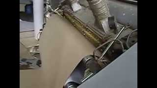 Линия производства гофрокартон профиль Е (Китай). 2001 г.в.(, 2015-03-26T11:27:15.000Z)