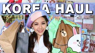 KOREA HAUL เปิดถุงช้อปจากเกาหลี รอบที่เท่าไหร่ไม่รู้ | Wonderpeach