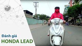 Xe.Tinhte.vn | Đánh giá Honda LEAD - Chiếc xe dành cho những người đẹp Leader
