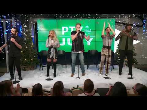 Pentatonix - Hark! The Herald Angels Sing | PTXmas In July