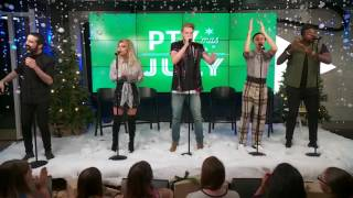 Pentatonix - Hark! The Herald Angels Sing | PTXmas In July