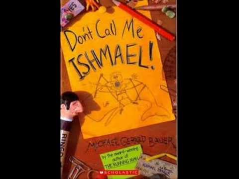 Call me book dont ishmael